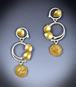 9-17 Sunrise Earrings